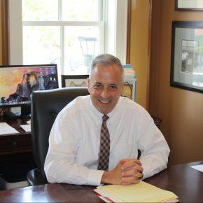 Dave at desk 1